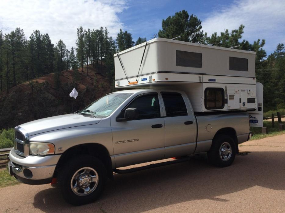 2015 Four Wheel Campers Hawk