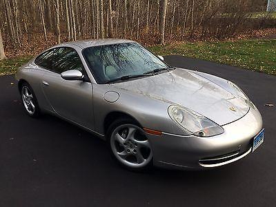 Porsche : 911 Carrera 4 Coupe 2-Door 2001 porsche 911 carrera 4 coupe 2 door 3.4 l