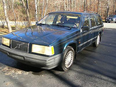 volvo 940 base wagon 4 door cars for sale. Black Bedroom Furniture Sets. Home Design Ideas