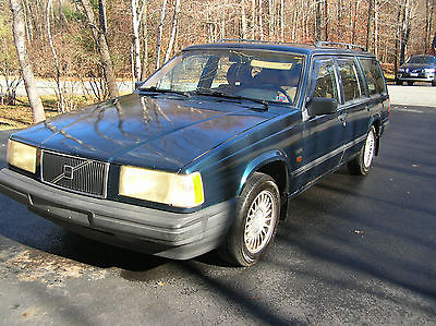 Volvo : 940 Base Wagon 4-Door 1995 volvo wagon