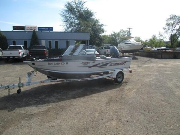 2006 Alumacraft Navigator 165 Sport
