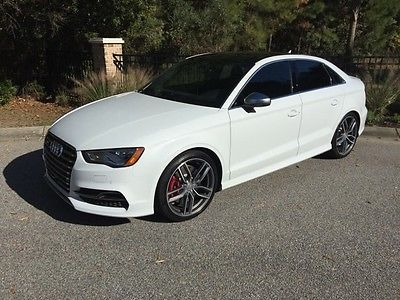 Audi : S3 Prestige 2016 audi prestige