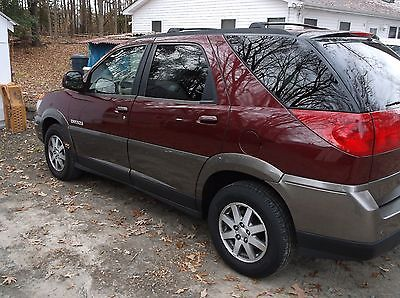 Buick : Rendezvous CXL 2003 buick rendezvous cxl clean no rust new tires gmc chevy suv