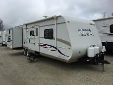 2008 Jayco 311 Jay Feather LGT #J10103 Travel Trailer