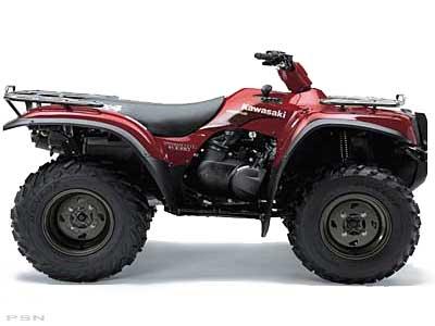 2003 Kawasaki Prairie 360