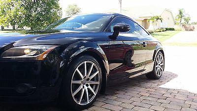 Audi : TT 2009 audi tt premium plus s line