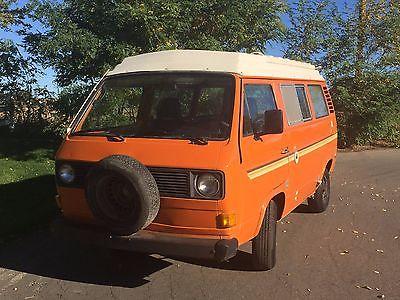 Volkswagen : Bus/Vanagon 1980 vw vanagon riviera