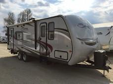 2014 KZ 262RKS Spree #020003 Travel trailer