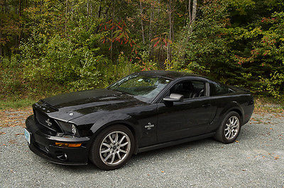 Ford : Mustang Shelby GT500KR Coupe 2-Door 2009 shelby gt 500 kr 444 king of the road