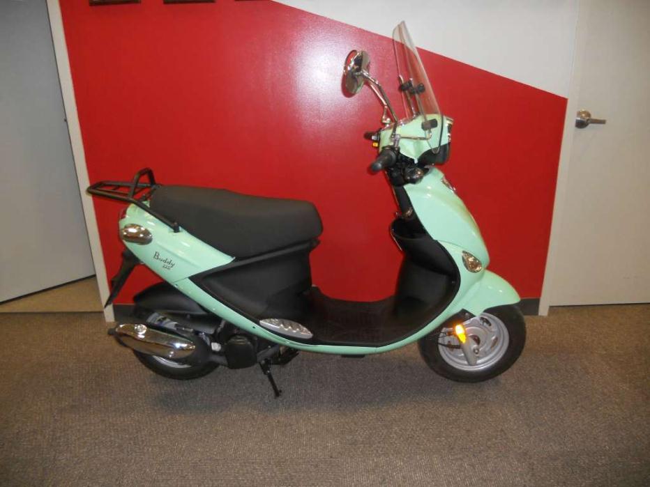 2013 Genuine Scooter Company Buddy (125 cc)