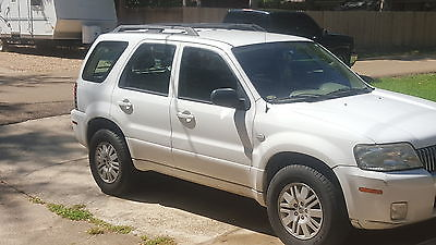 Mercury : Mariner Convenience Sport Utility 4-Door 2007 mercury mariner reliable vehicle