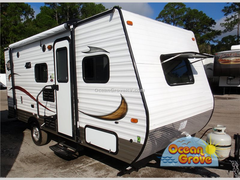 2015 Coachmen Rv Viking Ultra-Lite 17BH