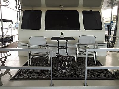 1998 GIBSON 5500 SERIES HOUSEBOAT