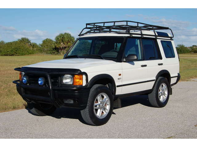 Land Rover : Discovery 4dr SE7 2002 land rover discovery ii florida leather loaded 7 seat 4 x 4 awd v 8 se 7