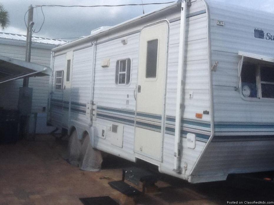 sunnybrook travel trailer rvs for sale. Black Bedroom Furniture Sets. Home Design Ideas