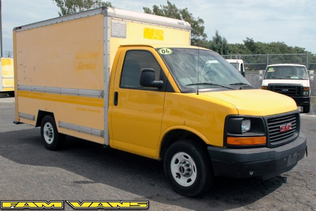 2006 gmc savana cutaway cars for sale rh smartmotorguide com 2006 GMC 2500 Cargo Van 2006 GMC Savana G1500