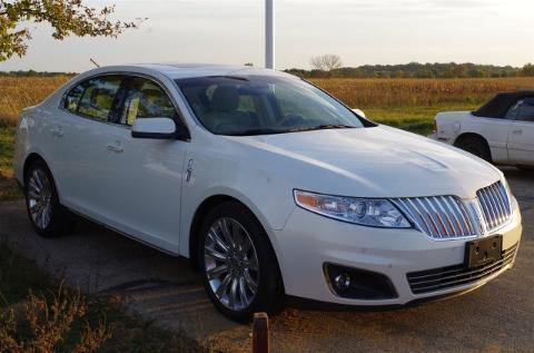 lincoln mks illinois cars for sale. Black Bedroom Furniture Sets. Home Design Ideas