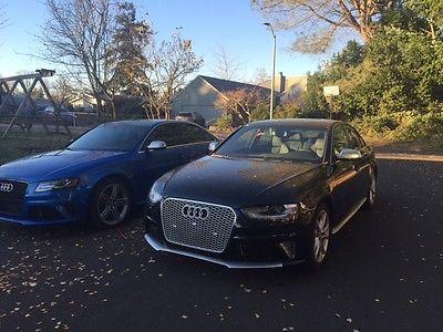Audi : S4 2013 audi s 4 24 k miles rs 4 bumper