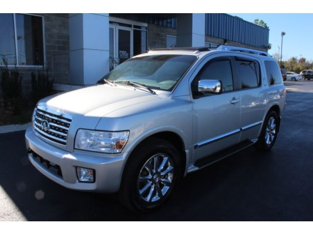 Infiniti : QX56 RWD NAVIGATION REAR CAMERA HEATED LEATHER DVD SUNROOF BLUETOOTH 20 INCH WHEELS BOSE
