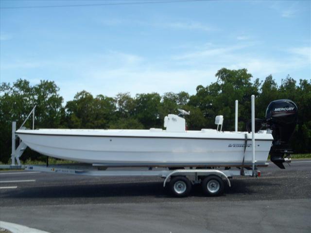2015 Vision Boats FLATS CATAMARAN LYNX 20