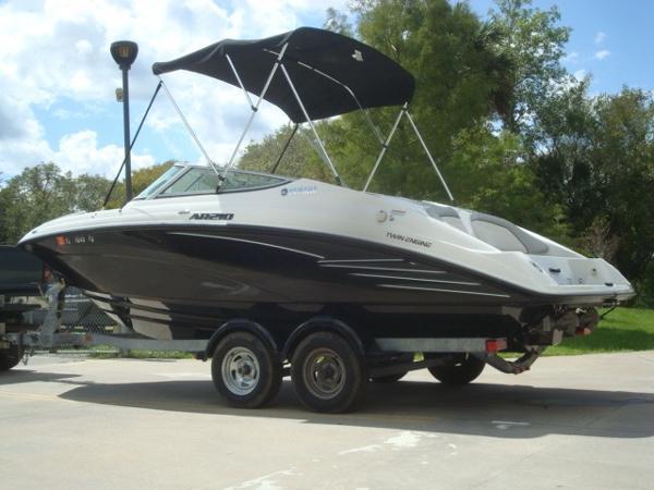 2012 yamaha ar210 boats for sale for Yamaha north miami