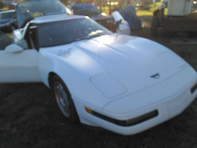 Chevrolet : Corvette 1993 chevrolet corvette 2 dr base w removable hardtop 350 lt 1