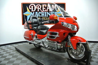 Honda : Gold Wing 2004 GL1800 Gold Wing *Extras* Goldwing 2004 honda gold wing gl 18004 book value 11 385 extras we ship finance