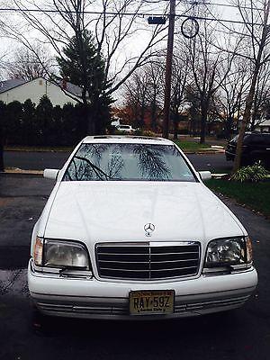 Mercedes-Benz : S-Class S420 Mercedes Benz S420 1998