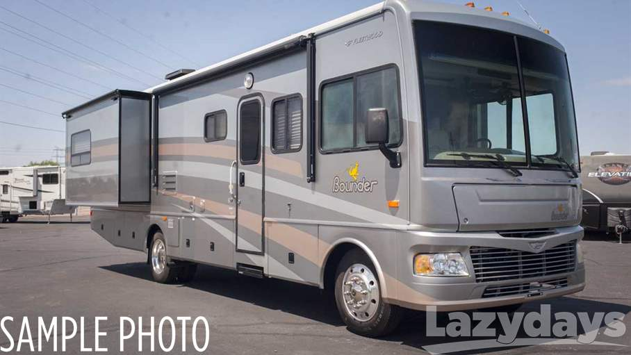 Fleetwood Rv Discovery 37u Rvs For Sale