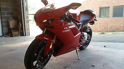 Ducati : Superbike 2007 ducati 1098 2800 mls full termignoni exhaust just in time for christmas
