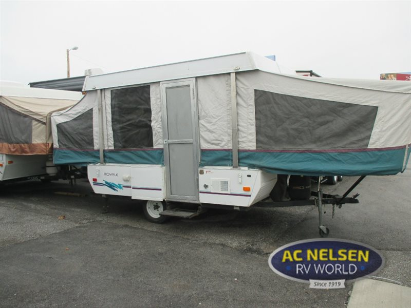 1995 Fleetwood Rv Coleman ROYALE