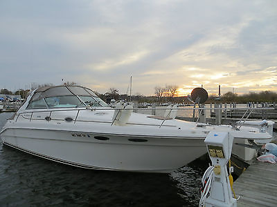 1997 Sea Ray 330 Sundancer - Twin 7.4L/310 ea HP V-Drives - Excellent!