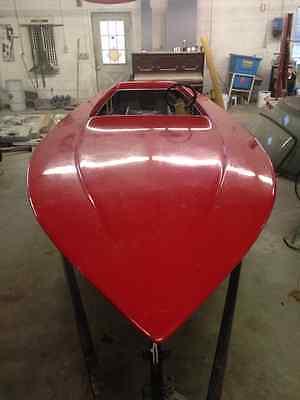 Biesemeyer Jet Boat & Trailer with Complete Berkeley 12JR Race Pump, not V-drive