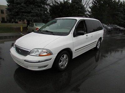 Ford : Windstar 4dr SE 4 dr se van automatic gasoline 3.8 l v 6 cyl white