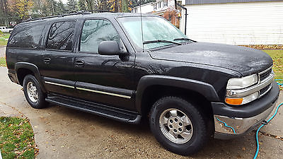 Chevrolet : Suburban lt 2000 chevy suburban very clean 4 x 4 everything works