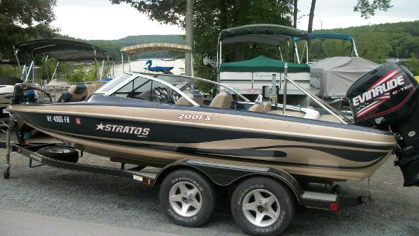 Stratos Fish And Ski Boats For Sale