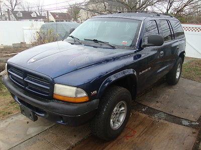 Dodge : Durango 1999 dodge durango