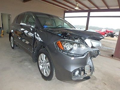 Acura : RDX Base Sport Utility 4-Door 2010 used turbo 2.3 l i 4 16 v automatic front wheel drive suv premium