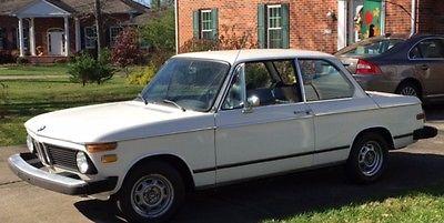 BMW : 2002 1974 bmw model 2002