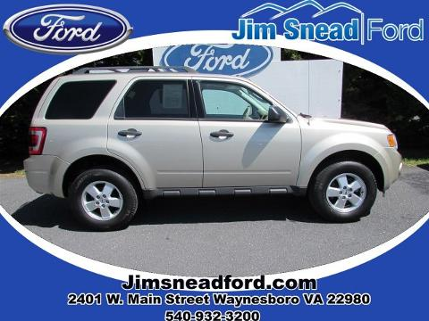 2012 Ford Escape XLT Waynesboro, VA