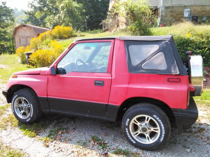 Geo Tracker Cars for sale