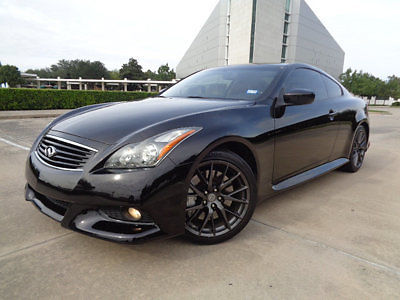 Infiniti : G37 2dr IPL RWD 12 g 37 coupe keyless start nav pwr htd sts rev cam auto roof