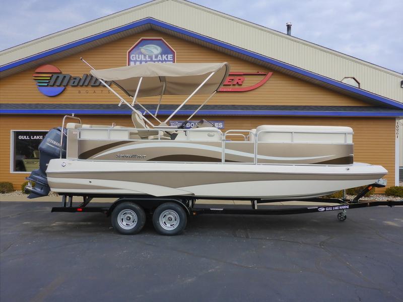 2015 SouthWind 229L Hybrid Deckboat