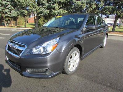 Subaru : Legacy 4dr Sedan H4 Automatic 2.5i Premium 4 dr sedan h 4 automatic 2.5 i premium low miles automatic gasoline 2.5 l 4 cyl gray