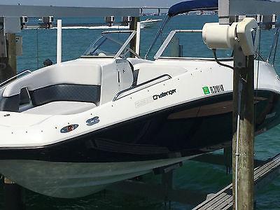 2008 Sea Doo Challenger 230, Twin Jet 310HP Boat