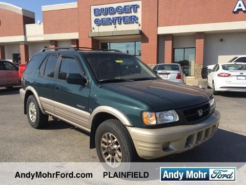 2002 HONDA PASSPORT 4 DOOR SUV