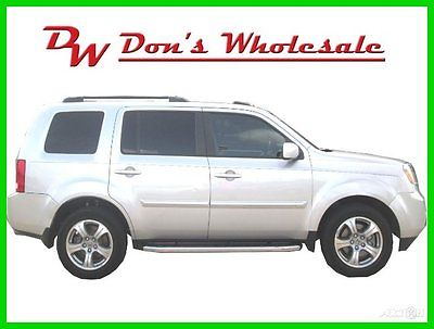 Honda : Pilot EX-L 2WD w/ DVD 2012 ex l 2 wd w dvd used 3.5 l v 6 24 v automatic 2 wd suv