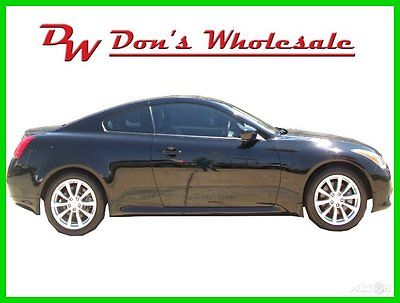 Infiniti : G37 G37 2011 g 37 used 3.7 l v 6 24 v automatic rwd coupe premium