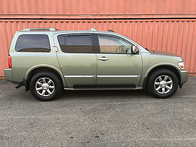 Infiniti : QX56 2004 infiniti qx 56 suv 4 x 4 with only 30461 miles