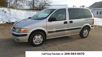 Chevrolet : Venture 2003 chevy venture minivan 3.4 l v 6 low mileage clean 7 passenger seating